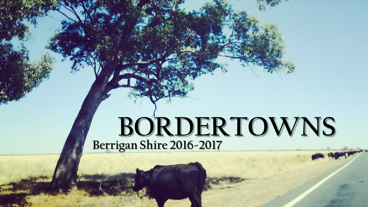 Bordertowns 2016 – Stage 1 Berrigan Shire